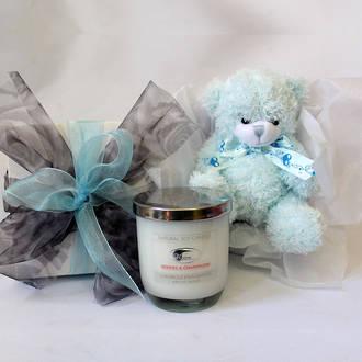 Mum & Bubs Box of Love Blue